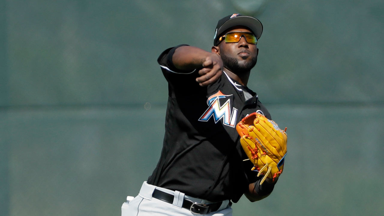 Ozuna's HR, Anderson's 3B pace Marlins' win